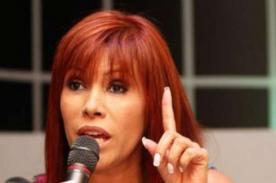 ¿Que dijo Magaly Medina sobre Laura Bozzo a su regreso?