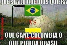 Brasil vs Colombia: Los memes previos al partido - Mundial Brasil 2014