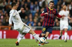 Real Madrid vs Barcelona en vivo por ESPN - Liga BBVA 2014 (Hora peruana)