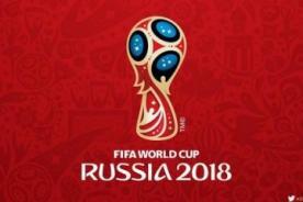 FIFA: Logo del Mundial Rusia 2018 es develado
