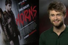 Cuernos, la Película de Daniel Radcliffe llega en estreno el 08 de Enero (Trailer)