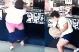 Video: ¿El robo más vergonzoso de la historia?