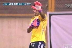 ¿Raúl Fernández protagoniza el peor blooper del Torneo del Inca? [VIDEO]