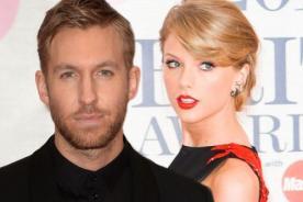 ¿Taylor Swift grabará canción junto a Calvin Harris?