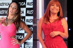 Tilsa Lozano y Magaly Medina arman tremenda bronca a gritos en el programa [VIDEO]