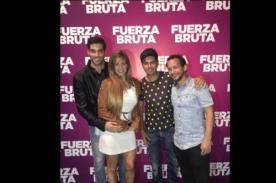Combate: ¡Alejandra Baigorria y Guty Carrera ya se lucen completitos como pareja! - FOTO