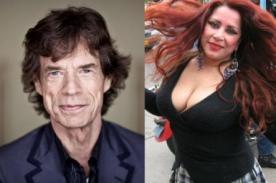 Rolling Stones: ¿Mick Jagger quiere el 'caramelo de Monique Pardo?