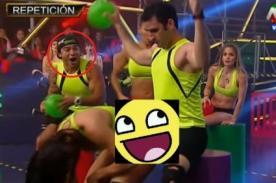 Combate: ¿El 'papi' Pastrana se pasó de pervertido con Paloma Fiuza con este gesto? - FOTO