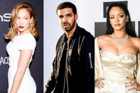 ¿Jennifer Lopez termina con Drake por culpa de Rihanna?