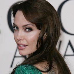 Angelina Jolie visita la mundial de HALO en Escocia