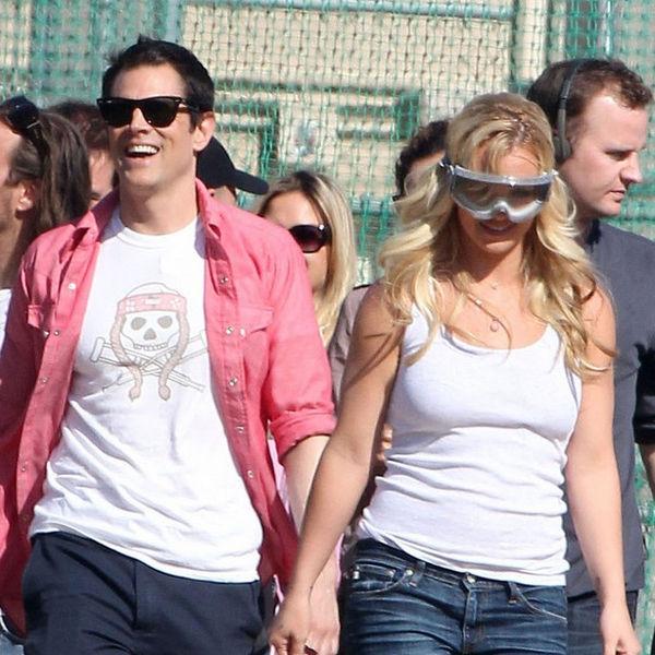 Britney Spears habría grabado sketch con el elenco de Jackass