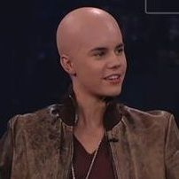 Justin Bieber se queda calvo en el show de Jimmy Kimmel