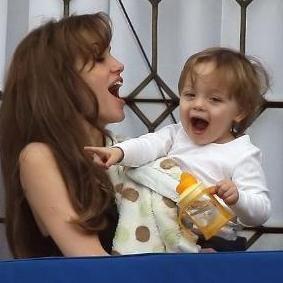 Angelina Jolie y su familia pasarán la Navidad viajando