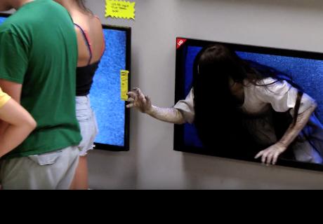 Estos han sido los mejores sustos para promocionar películas de terror (VIDEO)