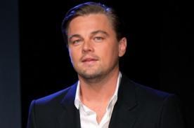 Leonardo DiCaprio confiesa que se volvió hogareño con los años