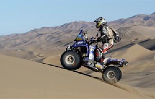 Dakar 2012 en vivo por Fox Sports: Décima etapa