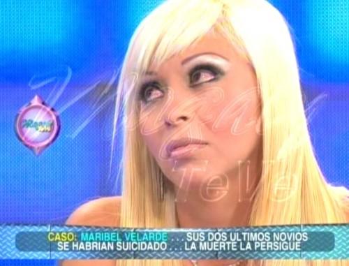 Maribel Velarde: Pinocho me pegó tres veces, pero era alguien maravilloso