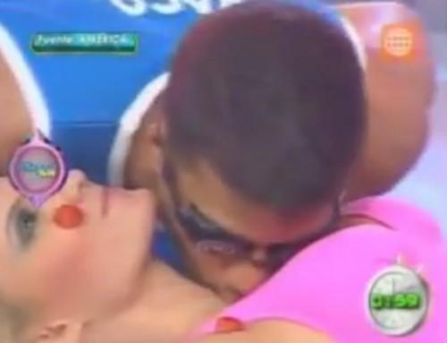 Video: Magaly criticó escenas 'hot' de Esto Es Guerra