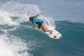 Sofía Mulanovich se coronó campeona sudamericana de surf