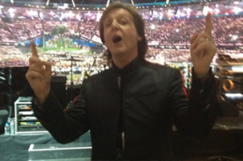 Olimpiadas de Londres 2012: Paul McCartney comparte fotos en su Twitter