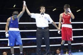 Olimpiadas 2012: AIBA cambia resultado y expulsan a árbitros de boxeo