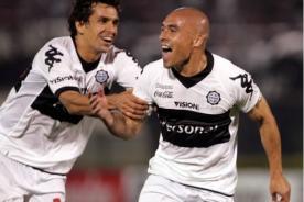 Gol del Olimpia vs Emelec (0-1) - Copa Sudamericana 2012 - Video