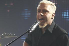 Yo Soy: Imitador de James Hetfield impactó con presentación - Video