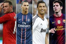 Champions League: Tabla de posiciones tras la jornada europea