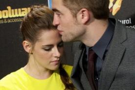 Kristen Stewart desearía que su bebé tenga los ojos de Robert Pattinson