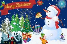 Envía tarjetas navideñas gratis por internet