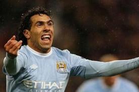 Tévez dejaría el Manchester City y regresaría a Boca Juniors