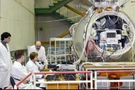 Rusos lanzan 'Arca de Noe' al espacio
