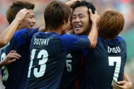 Japón se convierte en el primer clasificado al Mundial Brasil 2014
