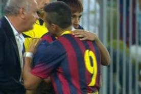 VIDEO: Neymar y su debut en el Barcelona