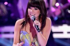 Carly Rae Jepsen dará concierto en apoyo a campaña contra bullying