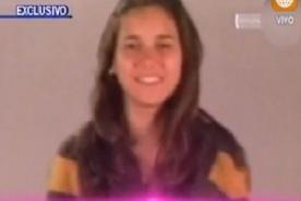 Video: Nataniel Sánchez y María Grazia Gamarra antes de ser famosas