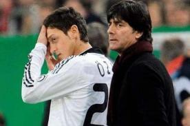 Técnico de Alemania: Real Madrid no debió vender a Mesut Ozil
