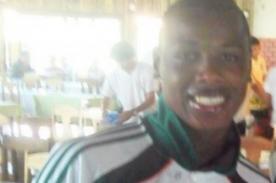 Joven promesa del Fluminense fue hallado descuartizado