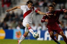 Video: Revive el soberbio 'hat trick' de Paolo Guerrero ante Venezuela