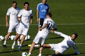 Video: Gareth Bale humilló a Cristiano Ronaldo - Real Madrid
