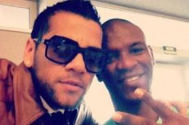 Eric Abidal: Dani Alves me ofreció su hígado cuando enfermé