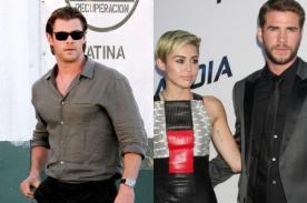 Hermano de Liam Hemsworth: Él está bien tras ruptura con Miley Cyrus