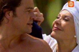 AFHS: Francesca habla sobre escenas 'calientes' con 'Carlos Cabrera'