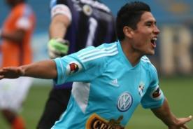 Video de goles: Sporting Cristal vs Real Garcilaso (5-2) – Descentralizado 2013
