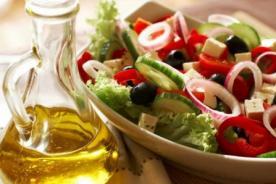 Dieta mediterránea podría prevenir diabetes tipo 2