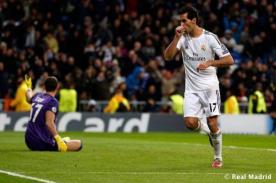 Álvaro Arbeloa: Cuando Cristiano Ronaldo no juegue, yo meto los goles
