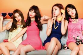 Girl's Day anuncian retorno en enero
