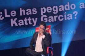 EVDLV: Lucho Cuellar acepta que golpeó a Katty García - Video