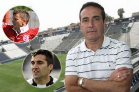 Alianza Lima: Pablo Míguez y Gabriel Costa se unirán este sábado al club