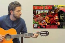 Mashup gamer: Joven sorprende con mix de canciones de videojuegos - VIDEO
